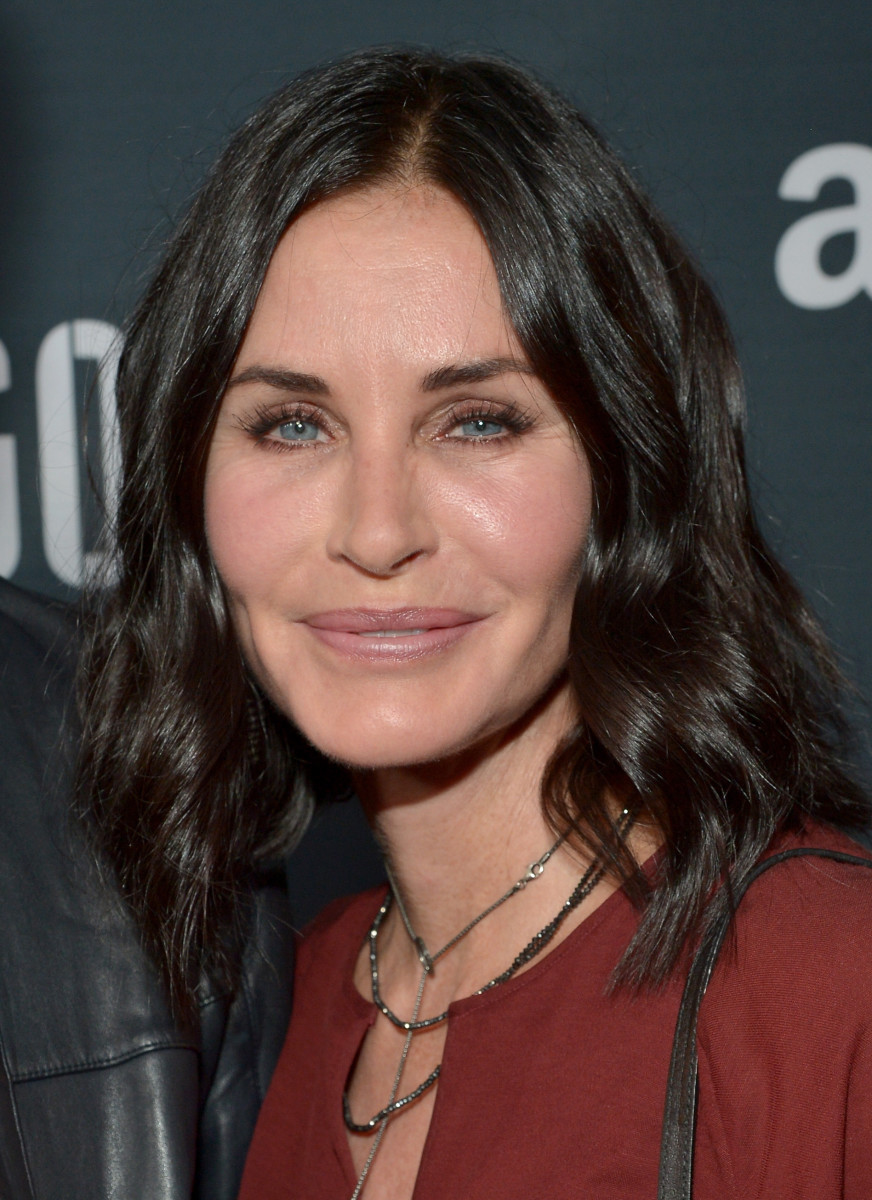 Courteney Cox, Hand of God premiere, 2015