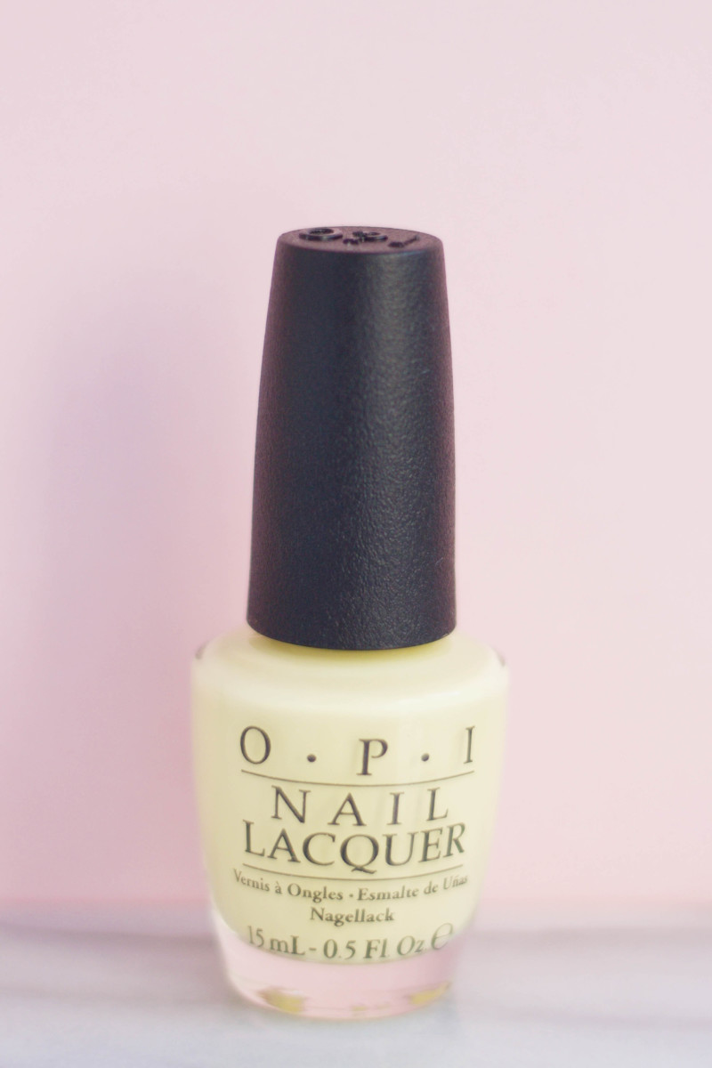 OPI Nail Lacquer in Towel Me About It