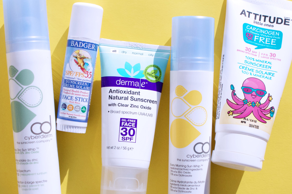 Best mineral sunscreen for face
