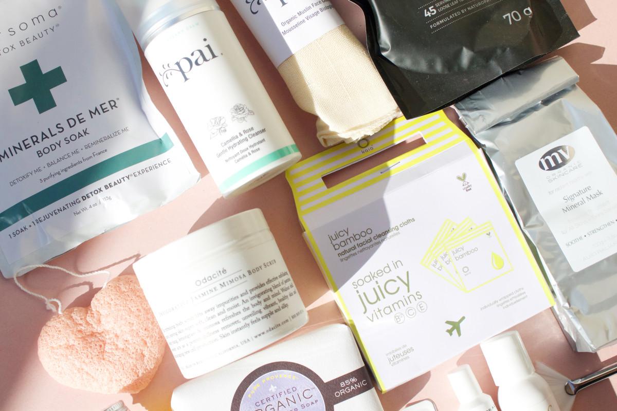 Detox Market Beauty Box