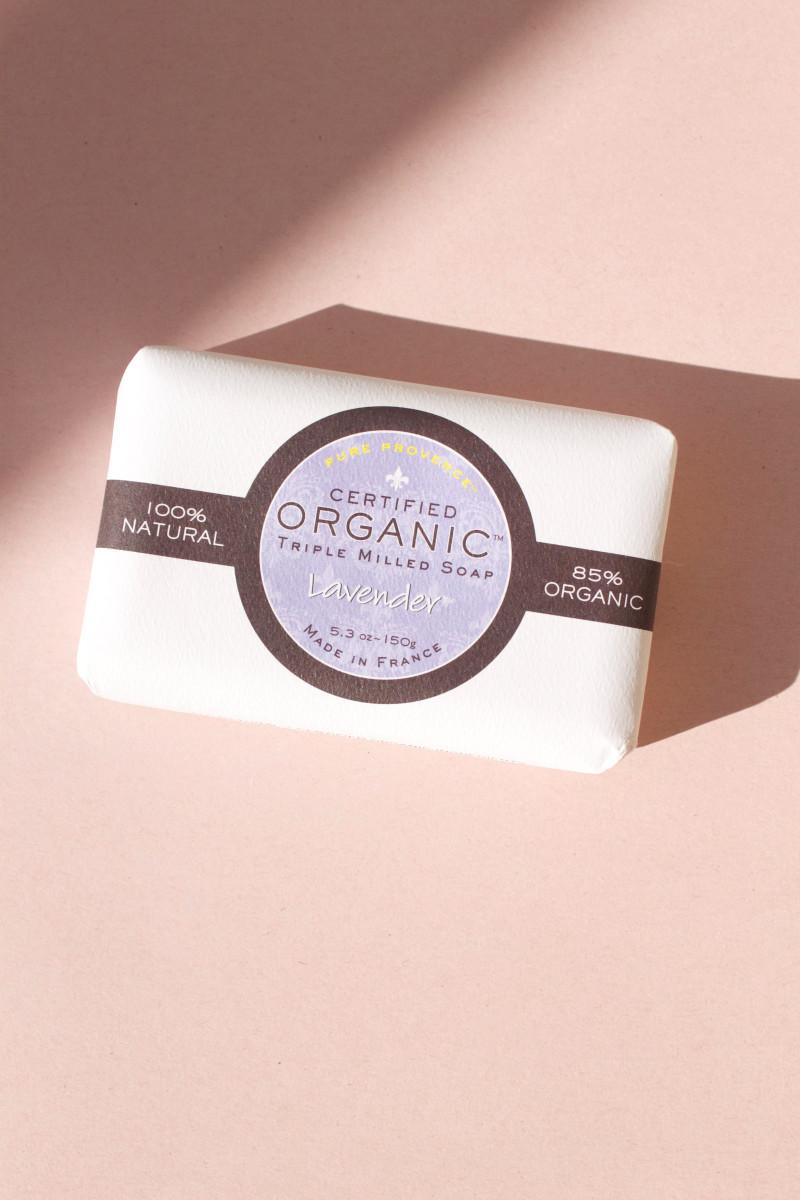 Pure Provence Lavender Soap
