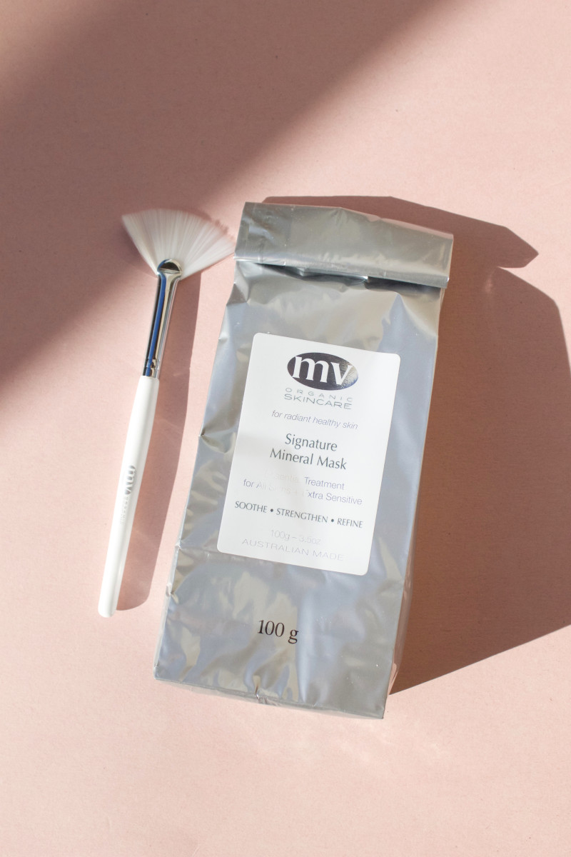 MV Organic Skincare Signature Mineral Mask Set