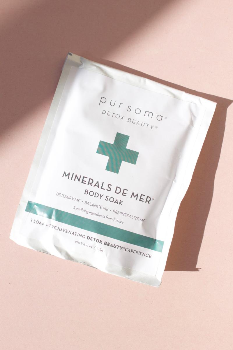 Pursoma Minerals De Mer Body Soak