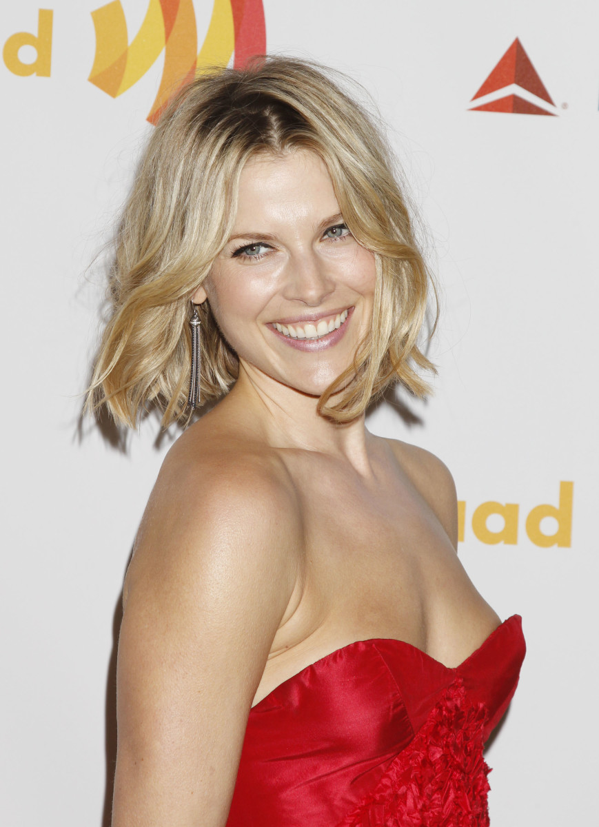 Ali Larter, GLAAD Media Awards 2012
