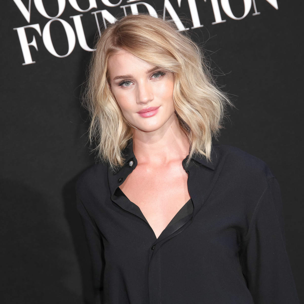 Rosie Huntington-Whiteley, Vogue Paris Foundation Gala, 2015