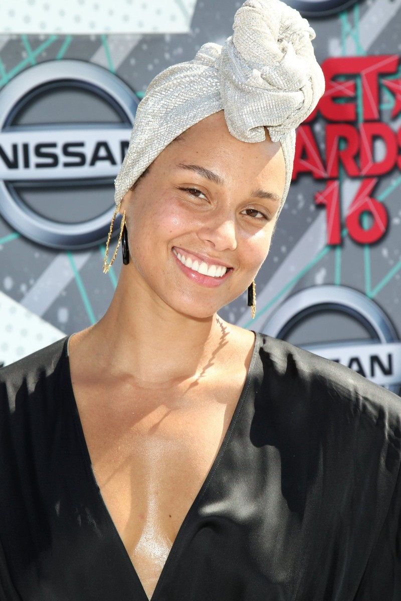Alicia Keys, BET Awards 2016