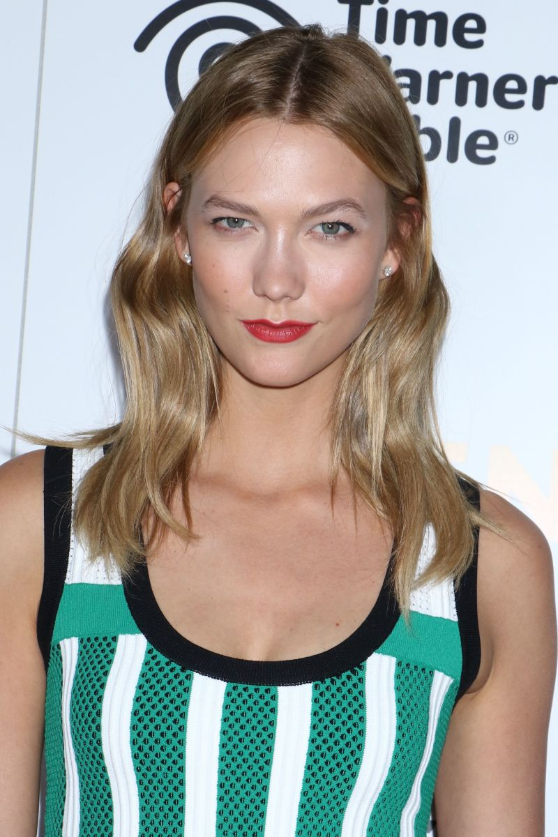Karlie Kloss, Serena New York premiere, 2016