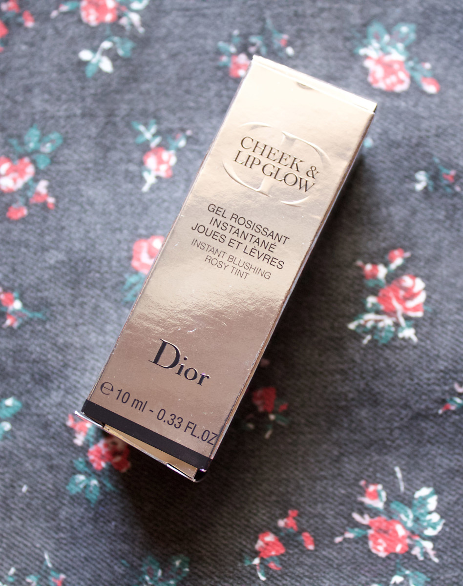 Dior Cheek and Lip Glow