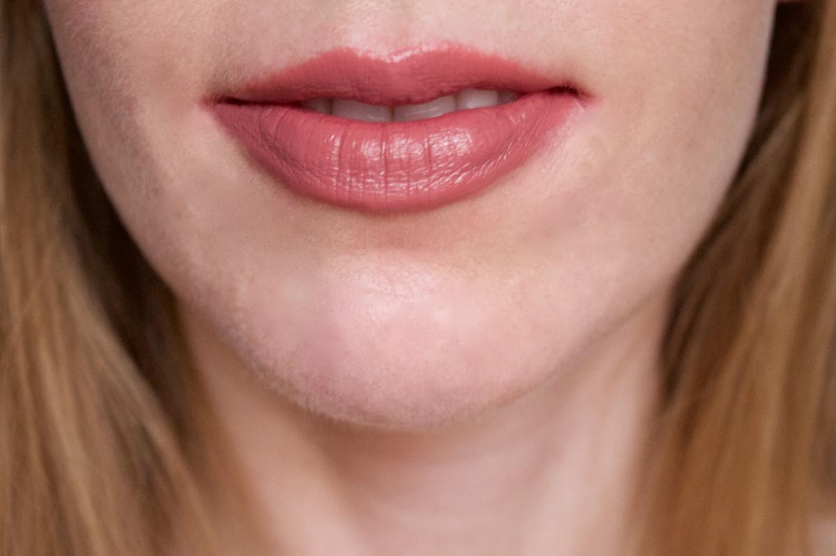 NARS Audacious Lipstick in Anita