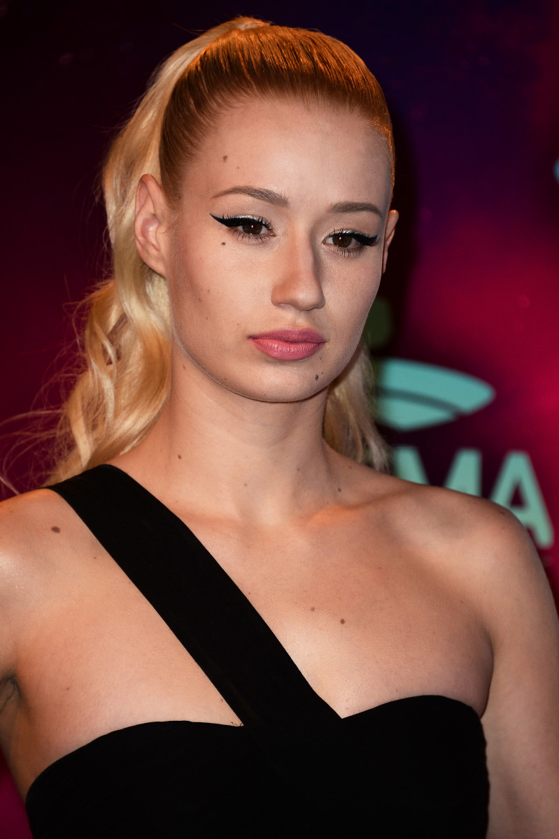 Iggy Azalea Before And After Beautyeditor