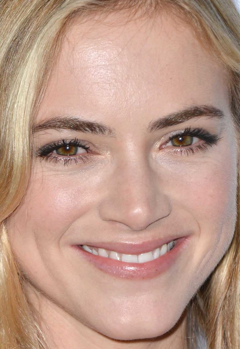 Emily Wickersham, CBS Summer Soiree, 2015
