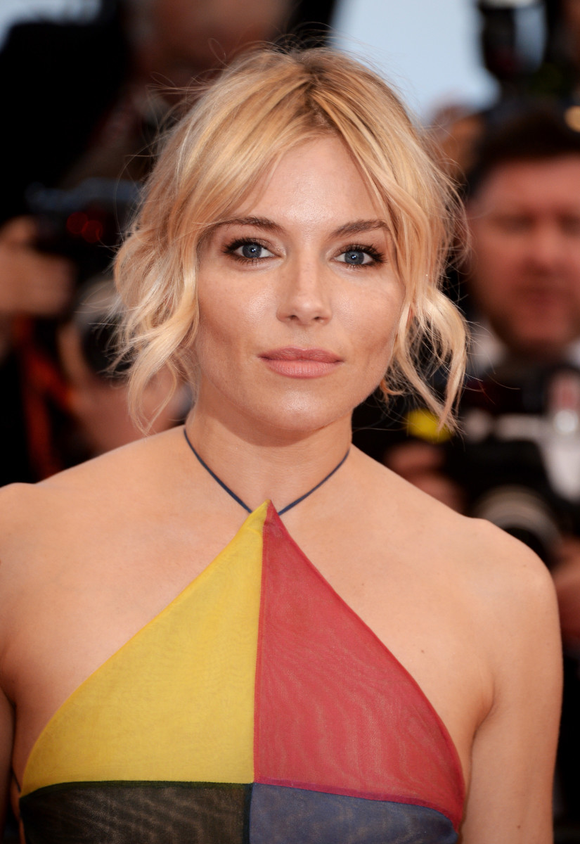 Sienna Miller, The Sea of Trees premiere, Cannes 2015