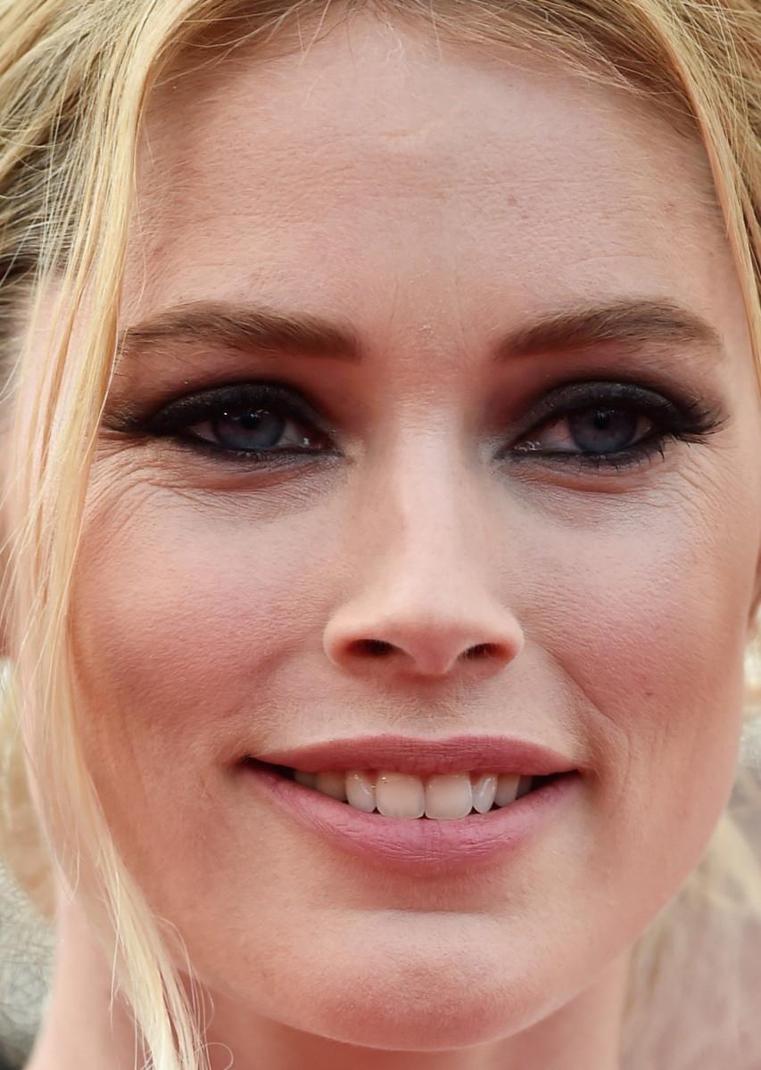 Doutzen Kroes, La Tete Haute premiere, Cannes 2015