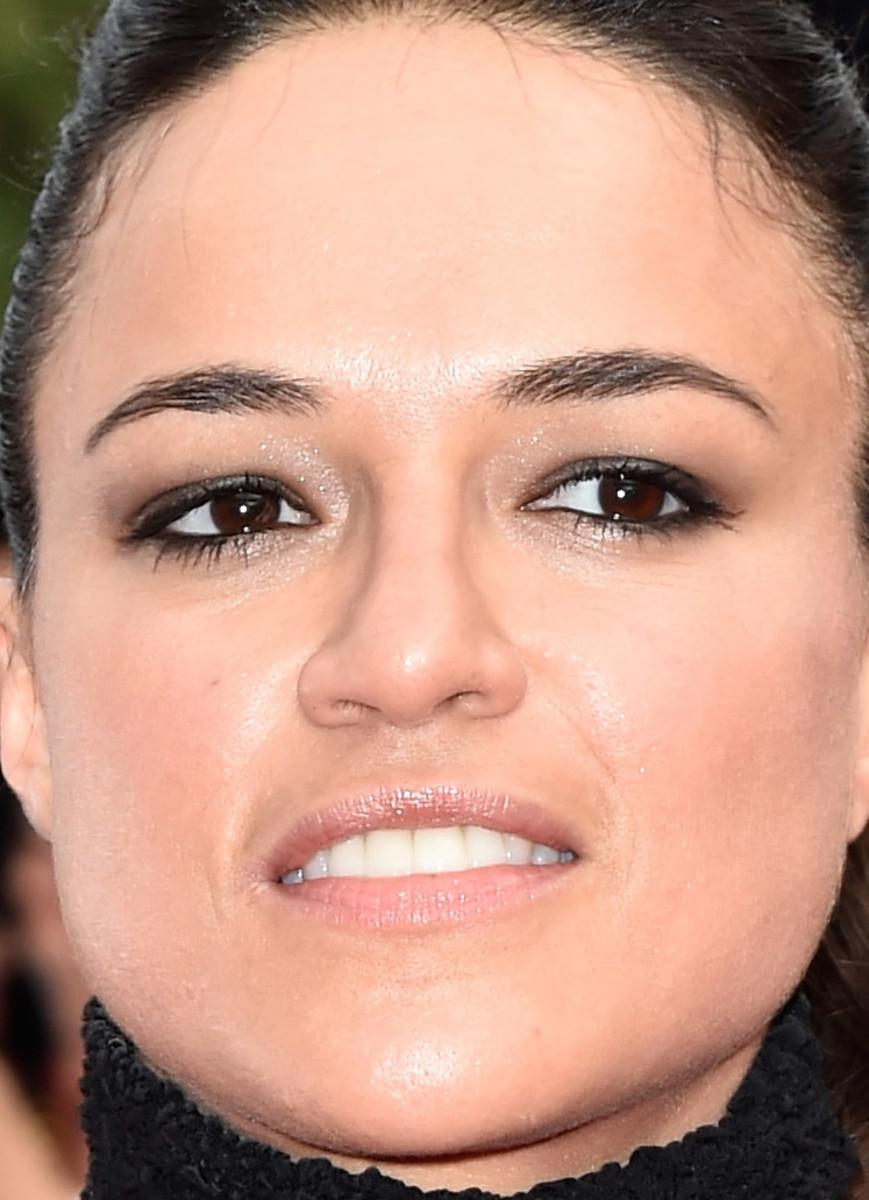 Michelle Rodriguez, La Glace et le Ciel premiere, Cannes 2015