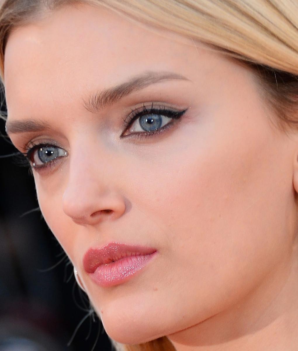 Lily Donaldson, Inside Out premiere, Cannes 2015