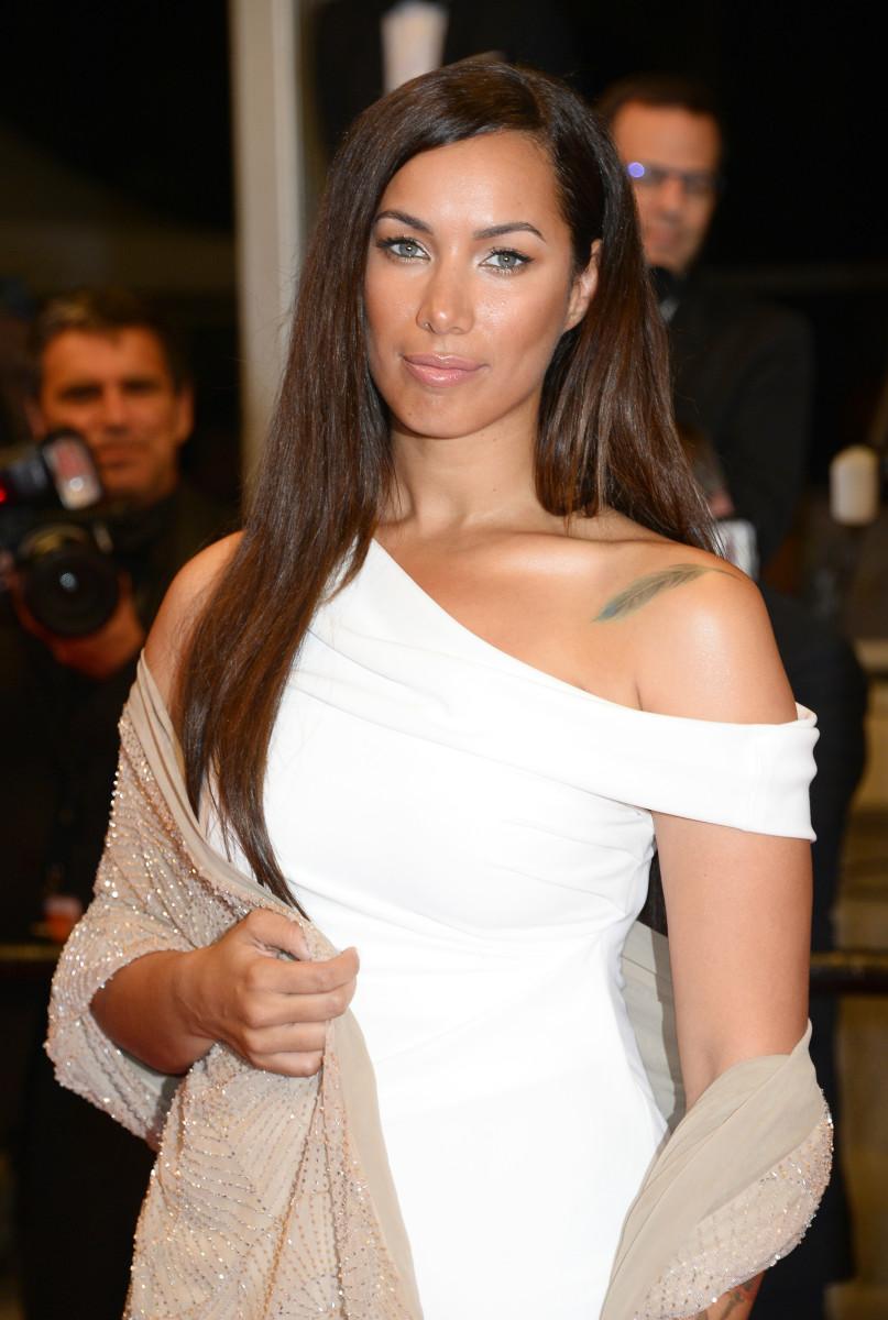 Leona Lewis, Amy premiere, Cannes 2015