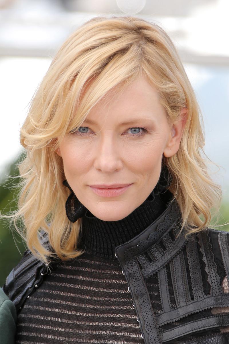 Cate Blanchett, Carol photocall, Cannes 2015
