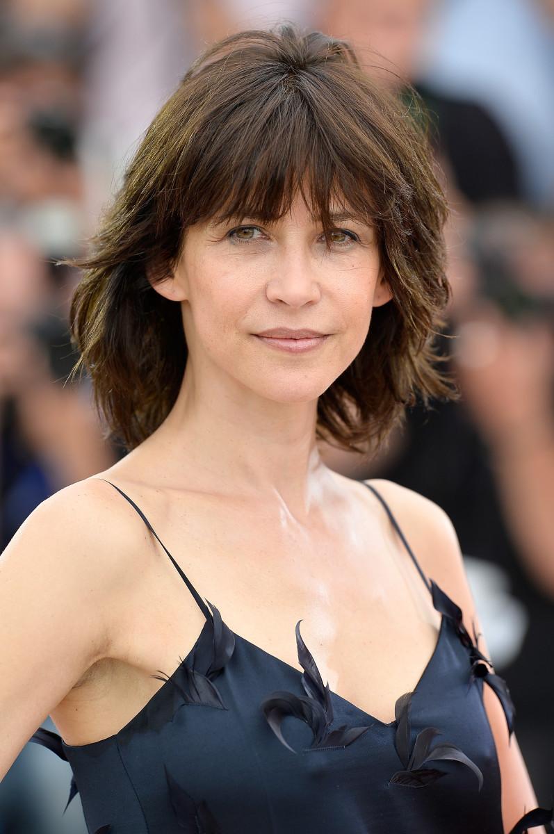 Sophie Marceau, jury photocall, Cannes 2015