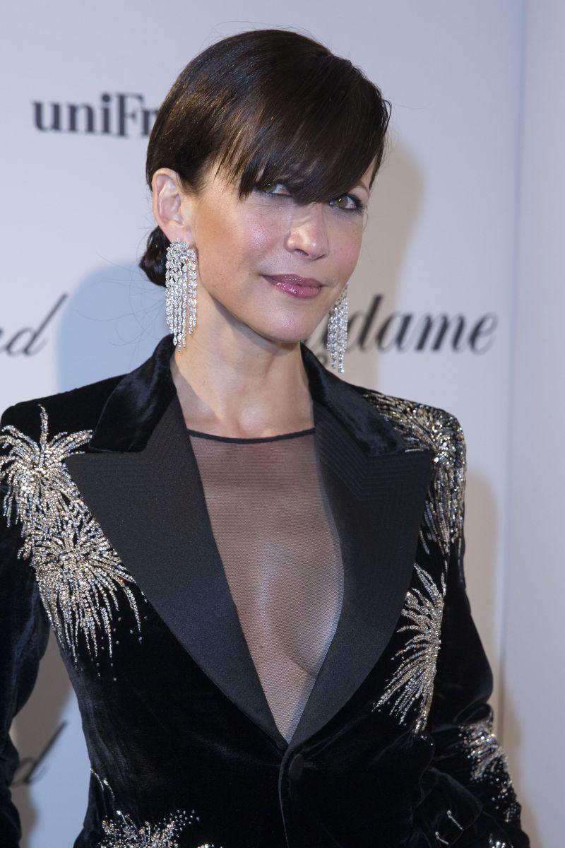 Sophie Marceau, Chopard Trophy Party, Cannes 2015