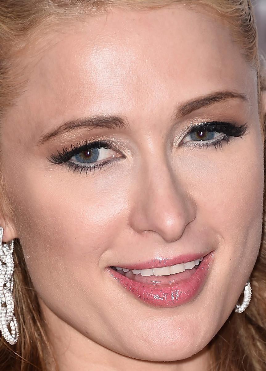 Paris Hilton, amfAR Cinema Against AIDS Gala, Cannes 2015