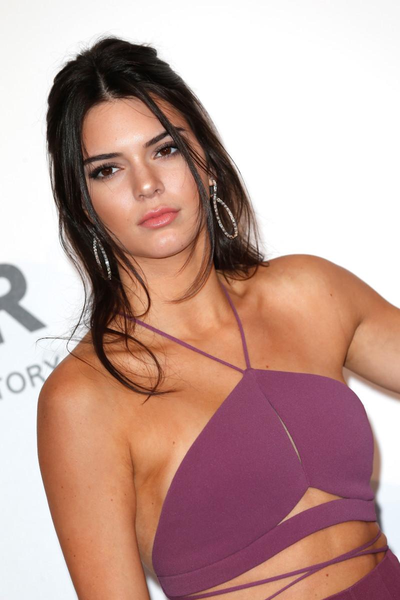 Kendall Jenner, amfAR Cinema Against AIDS Gala, Cannes 2015