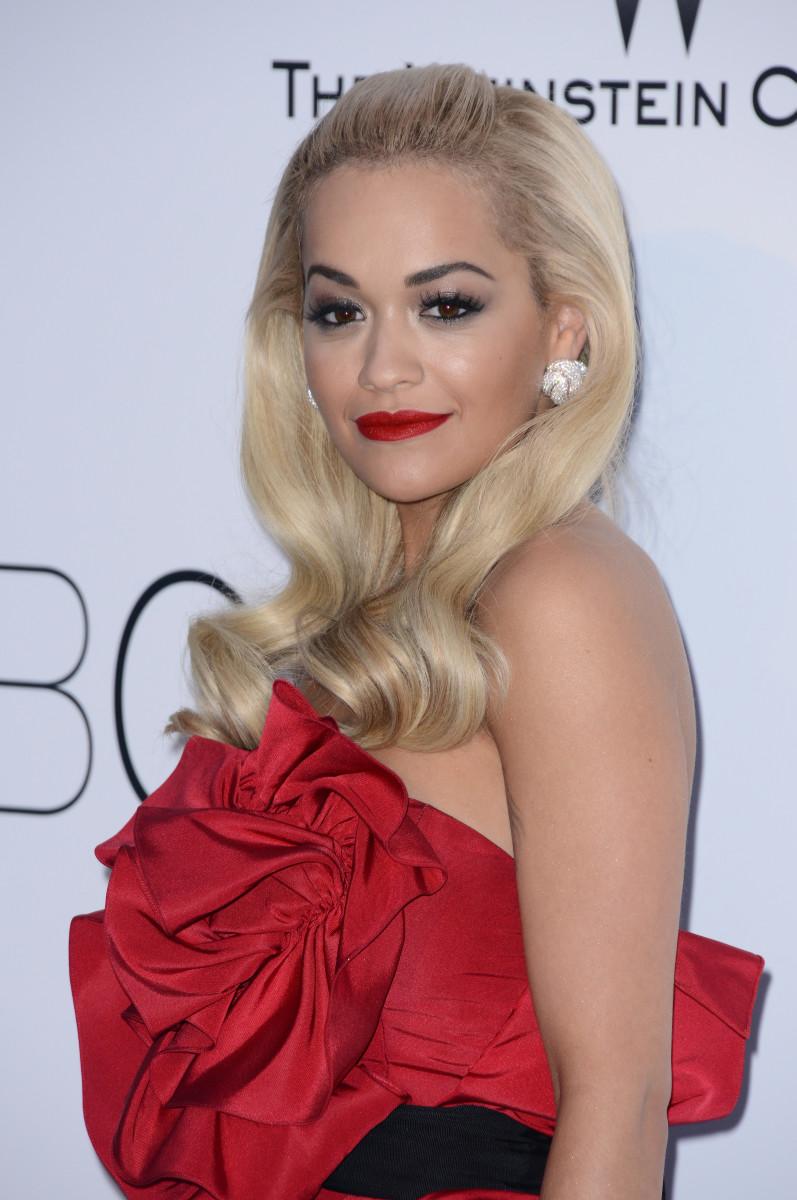 Rita Ora, amfAR Cinema Against AIDS Gala, Cannes 2015