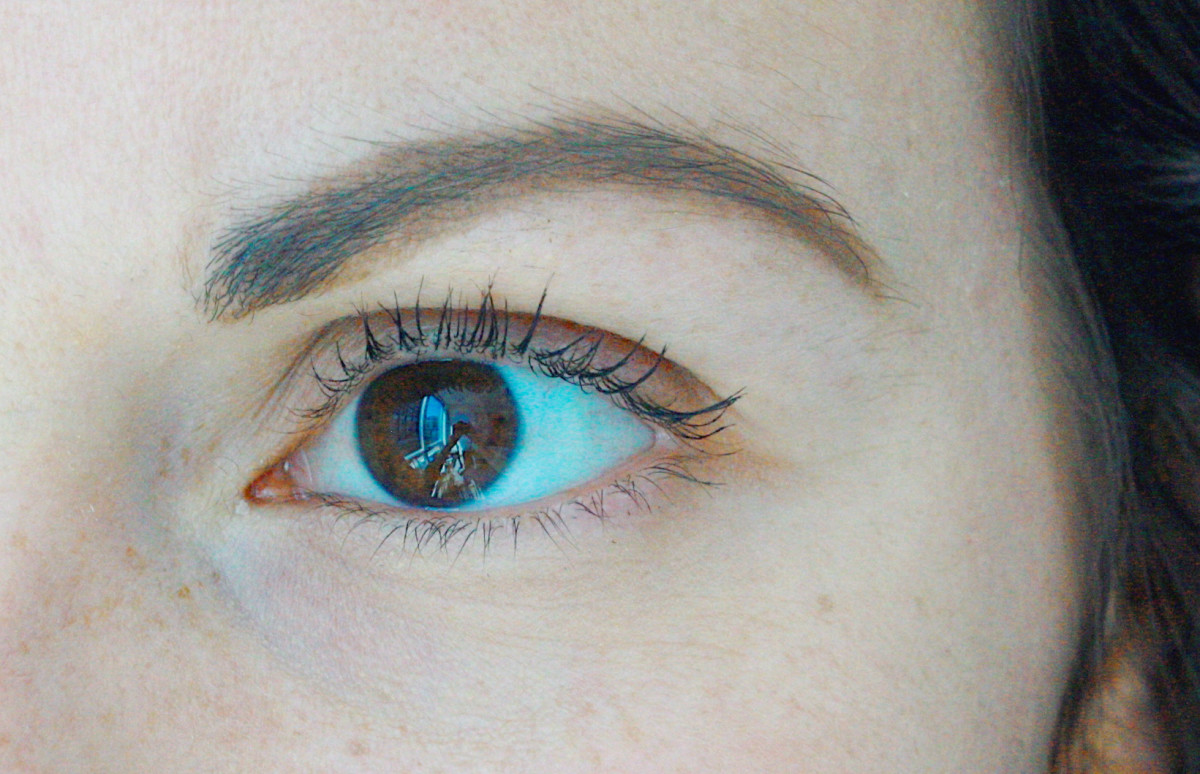 After CoverGirl Brow Powder