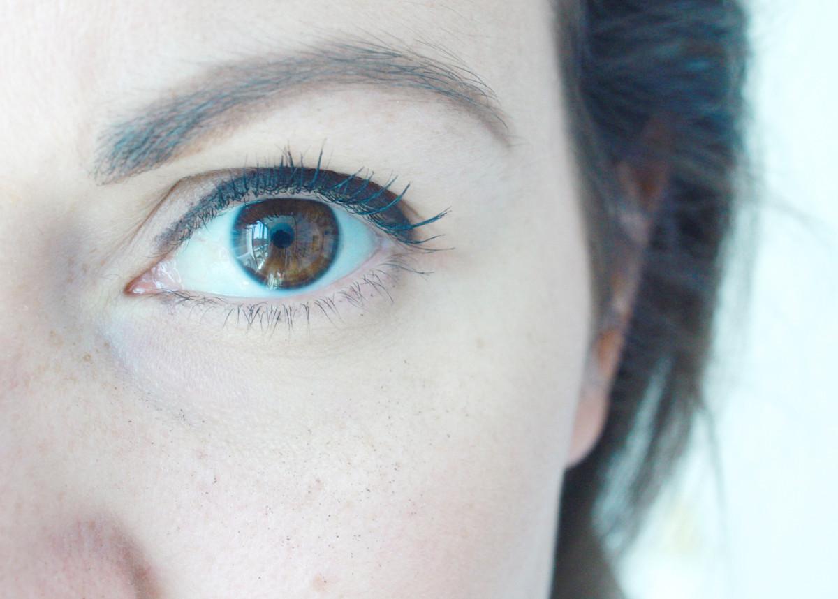 CoverGirl Brow Powder as eyeliner