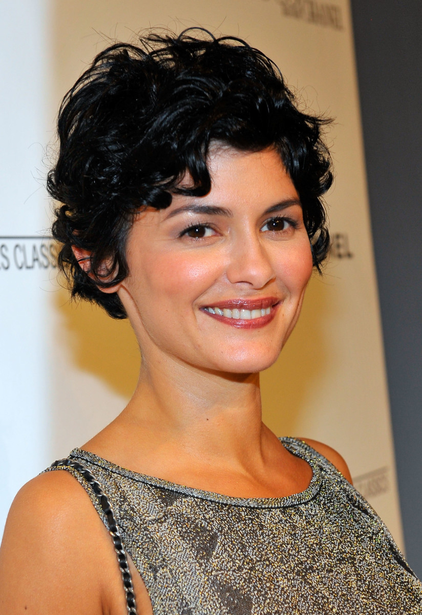Audrey Tautou, Coco Before Chanel premiere, 2009