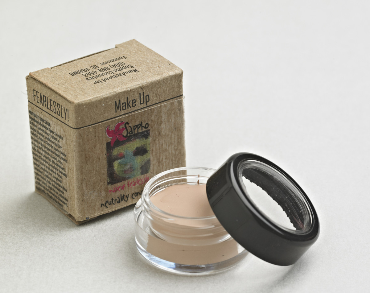 Sappho Organics Neutrality Concealer