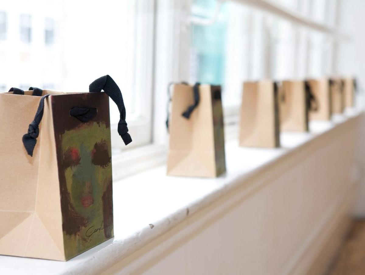 Sappho Cosmetics bags