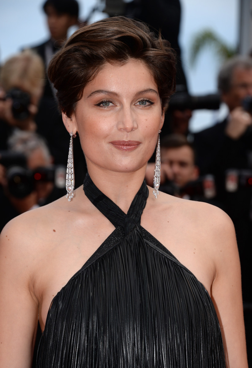 Laetitia Casta, closing ceremony, Cannes 2015