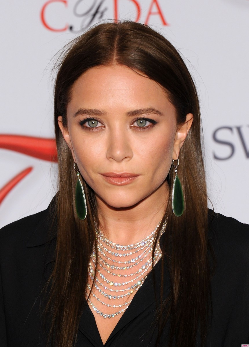 Mary-Kate Olsen, CFDA Fashion Awards 2012
