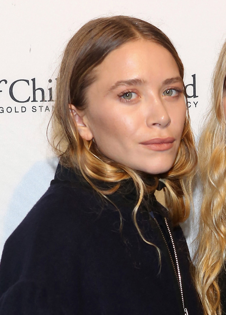 Mary-Kate Olsen, World of Children Awards 2014