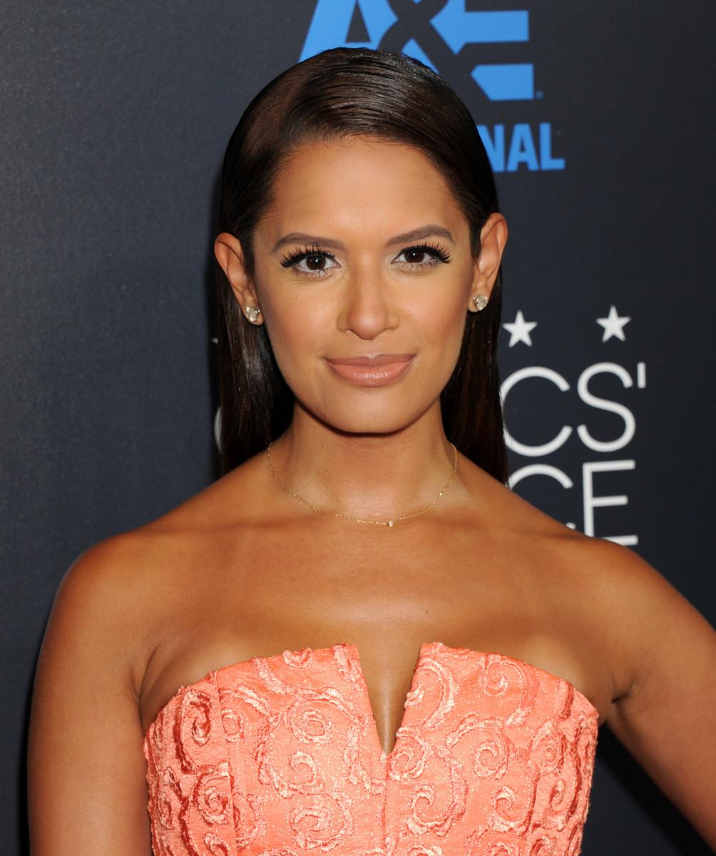 Rocsi Diaz, Critics' Choice Television Awards 2015