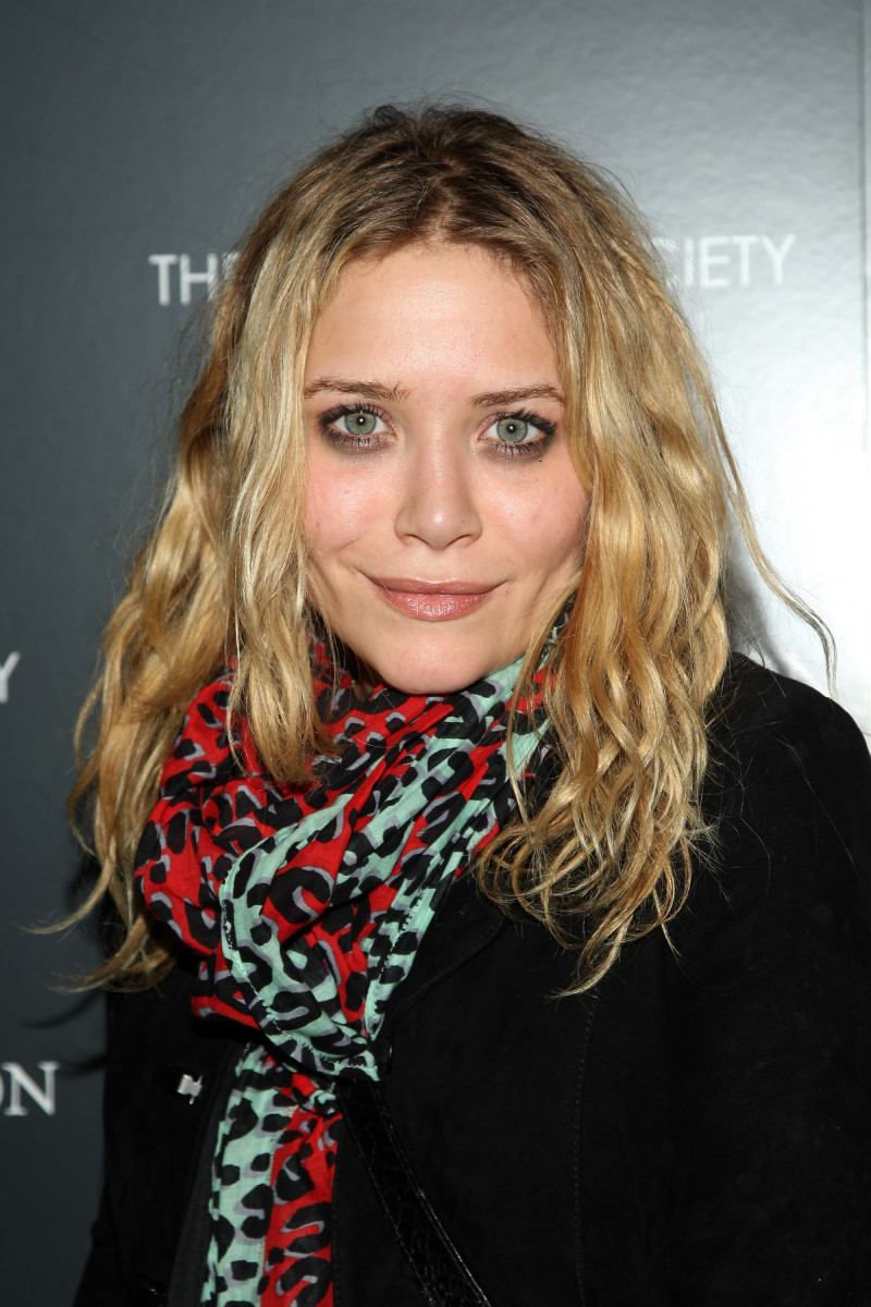 Mary-Kate Olsen, The Curious Case of Benjamin Button screening, 2008