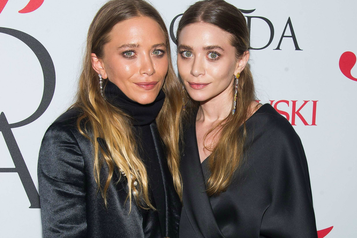 Mary-Kate Olsen and Ashley Olsen, CFDA Fashion Awards 2015