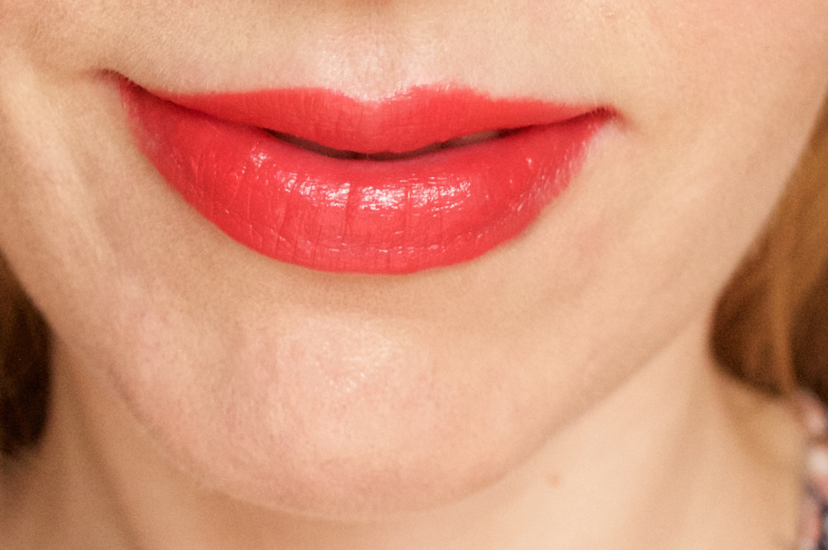 Clinique Pop Lip Colour and Primer in 6 Poppy Pop