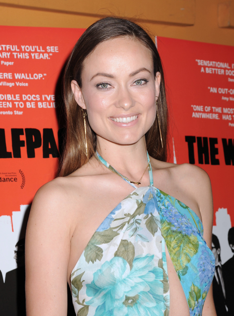 Olivia Wilde, The Wolfpack New York premiere, 2015