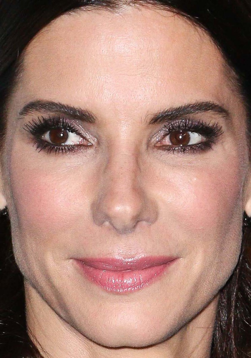 Sandra Bullock, Women in Film Crystal and Lucy Awards 2015