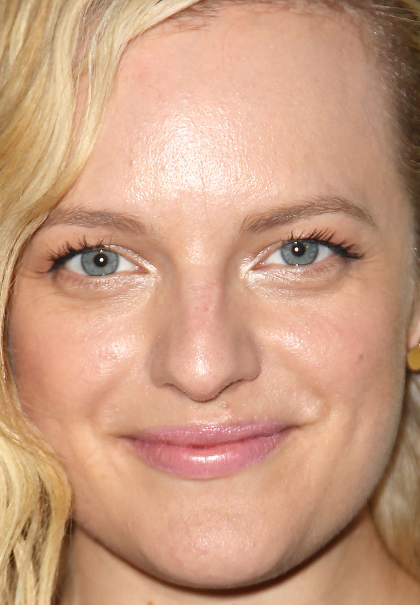 Elisabeth Moss, Queen of Earth premiere, 2015