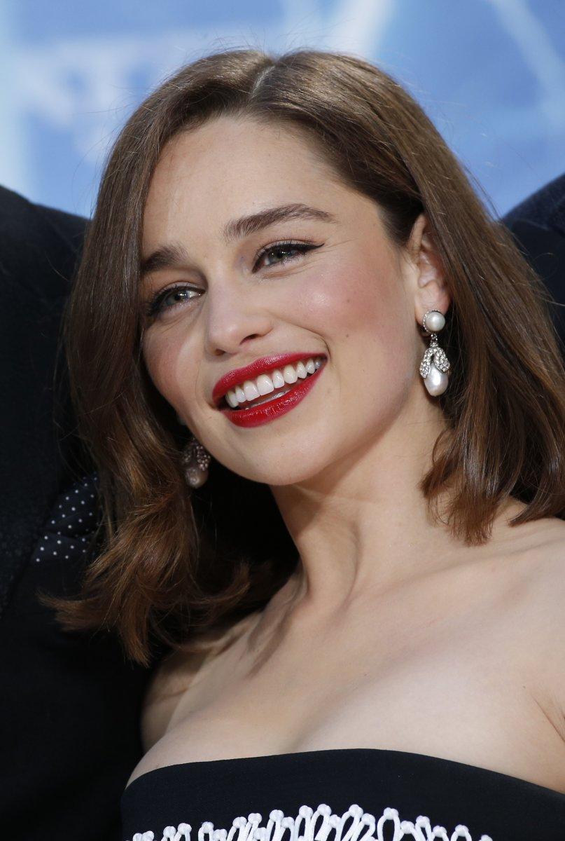 Emilia Clarke, Terminator Genisys Berlin premiere, 2015