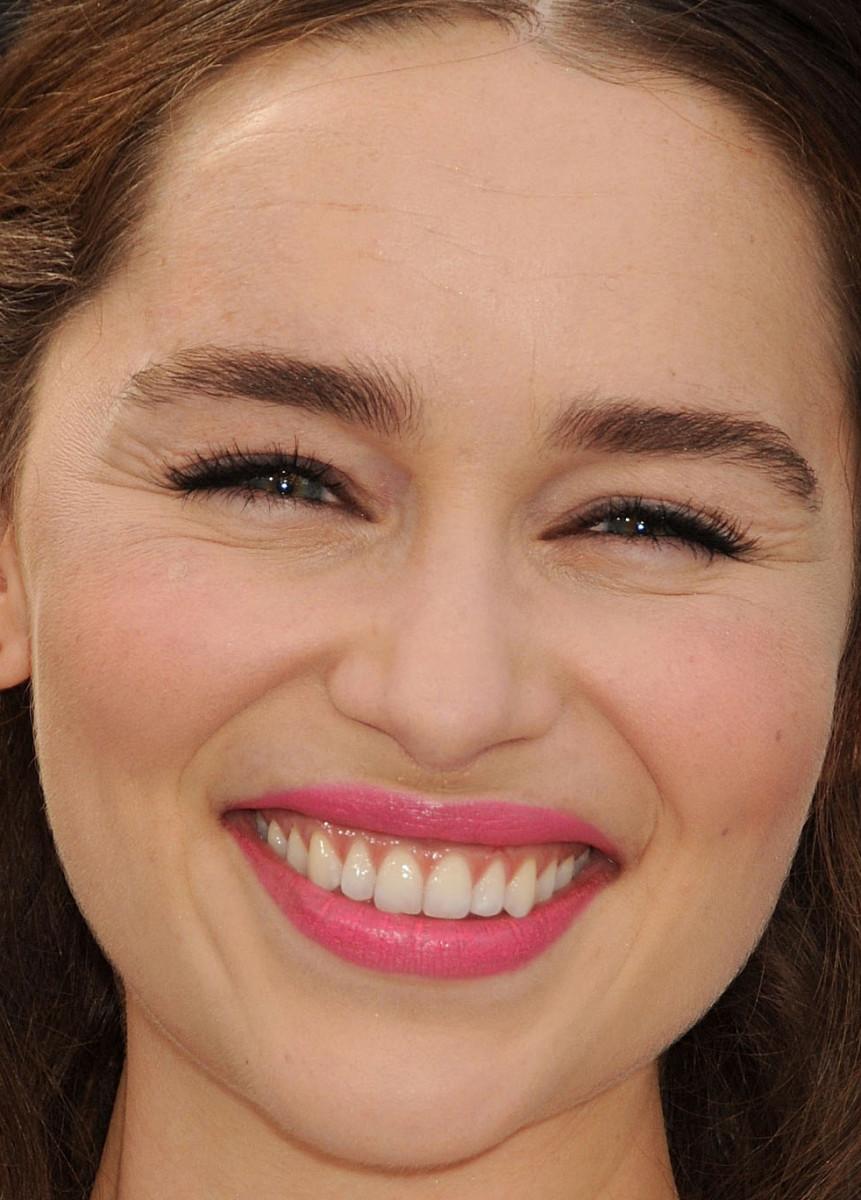 Emilia Clarke, Terminator Genisys premiere, 2015