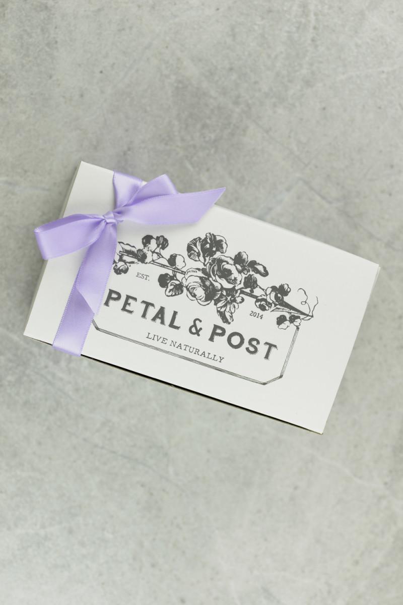 Petal and Post Box