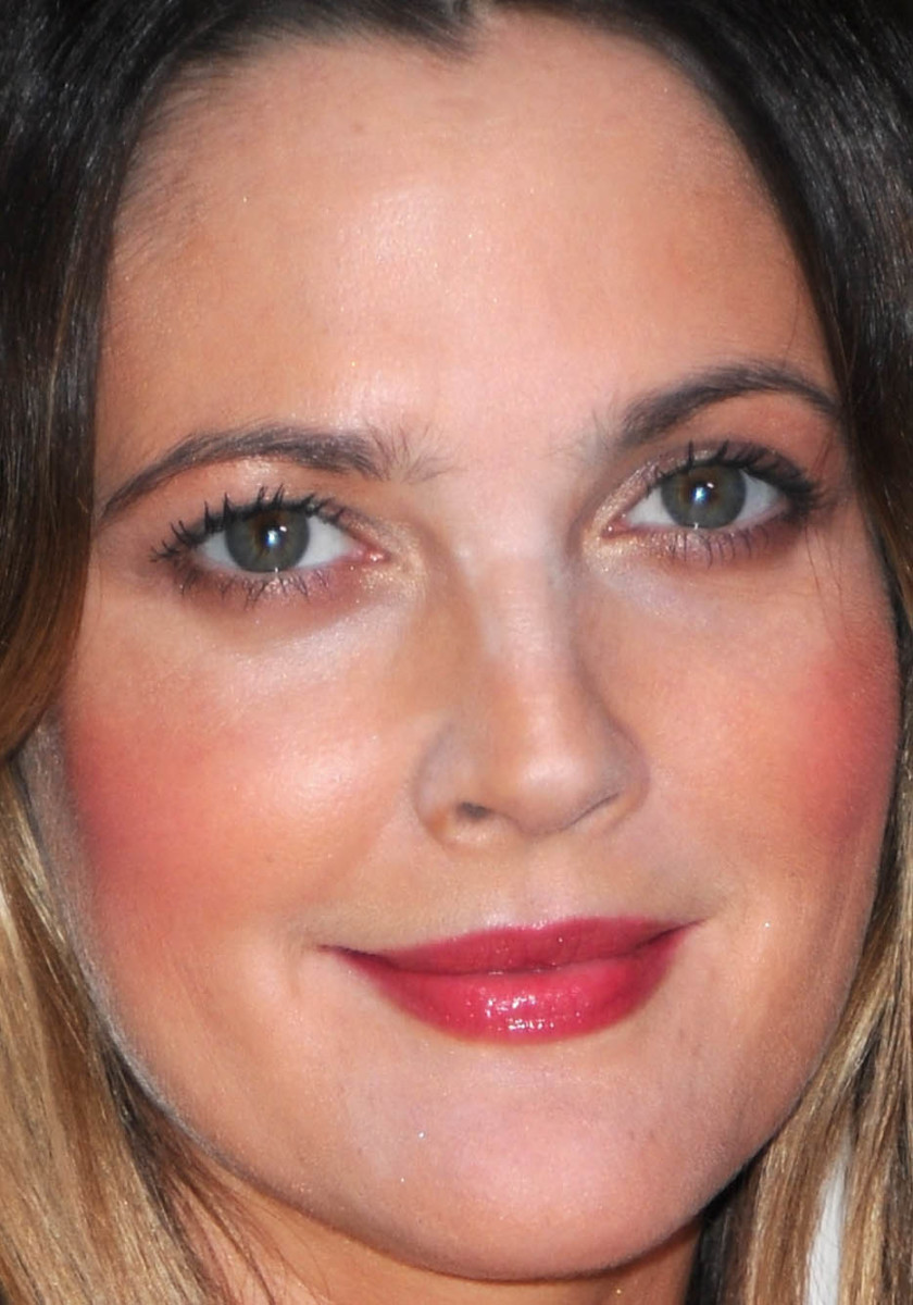 Drew Barrymore, CoverGirl 50th anniversary party, 2011