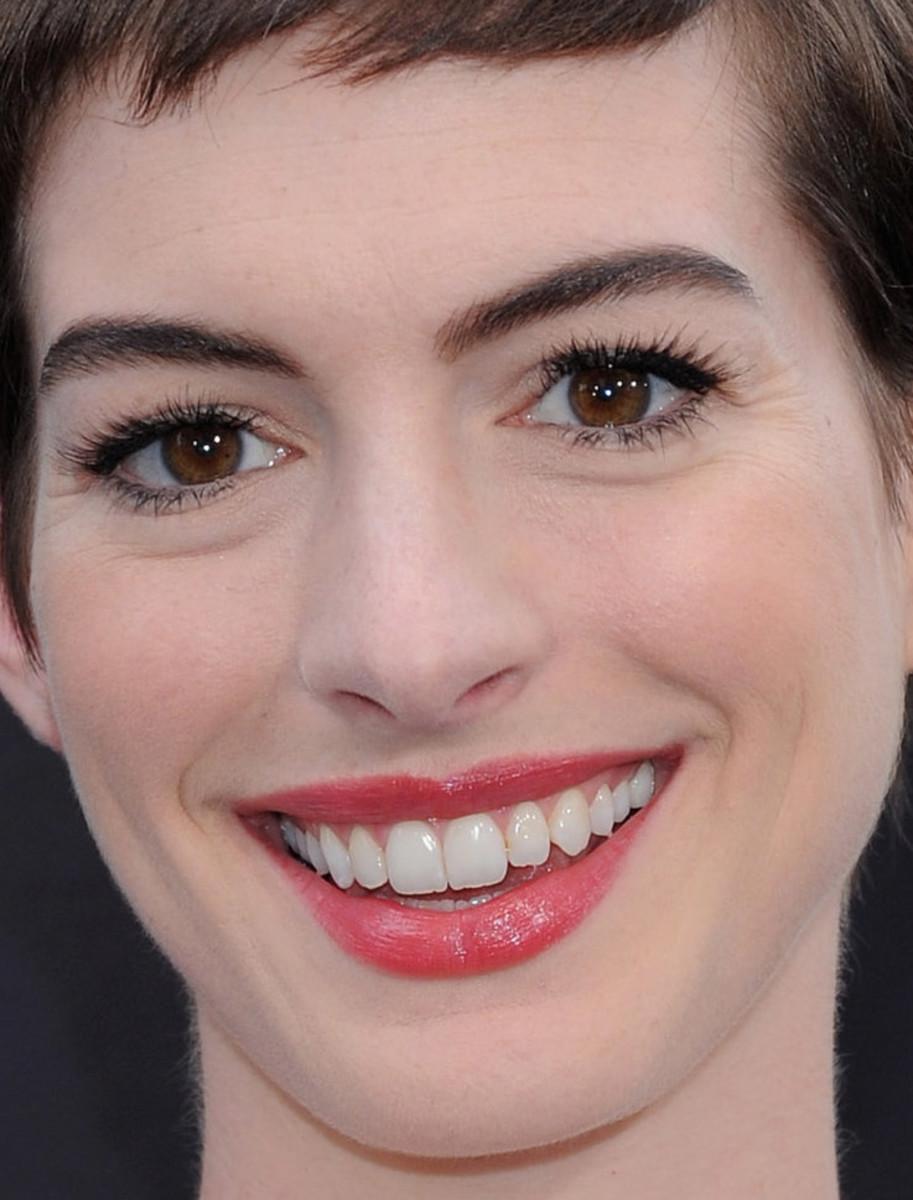 Anne Hathaway, The Dark Knight Rises New York premiere, 2012