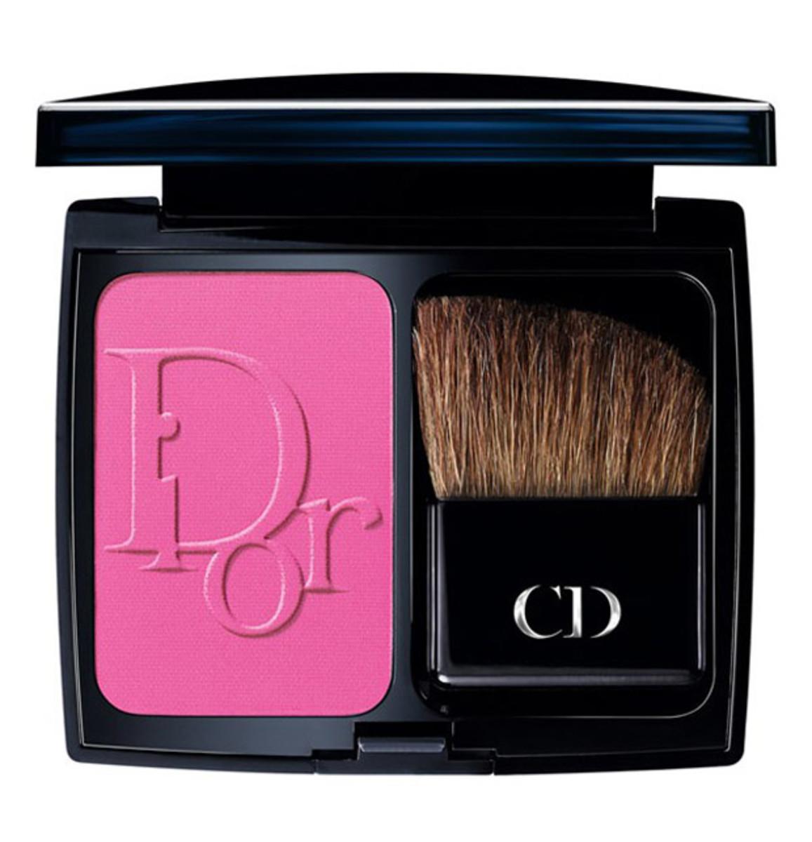 Dior Vibrant Color Powder Blush in Star Fuchsia