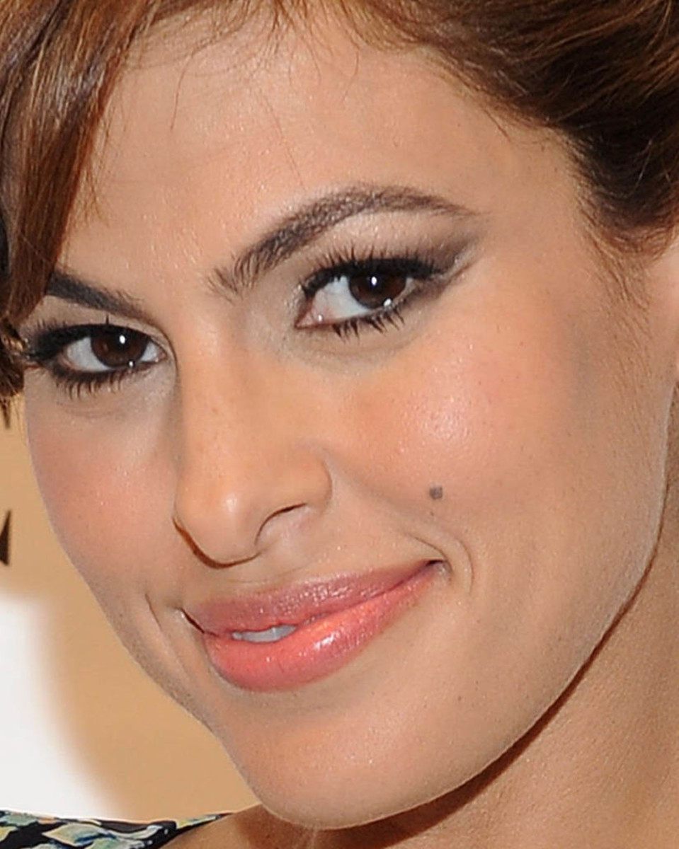 Eva Mendes, NY and C Spring 2014 collection launch, 2014