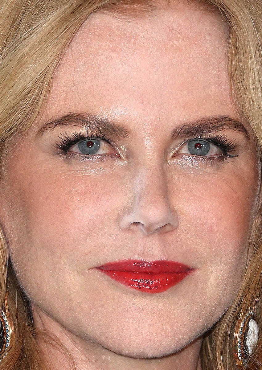 Nicole Kidman, Women in Film Crystal and Lucy Awards 2015
