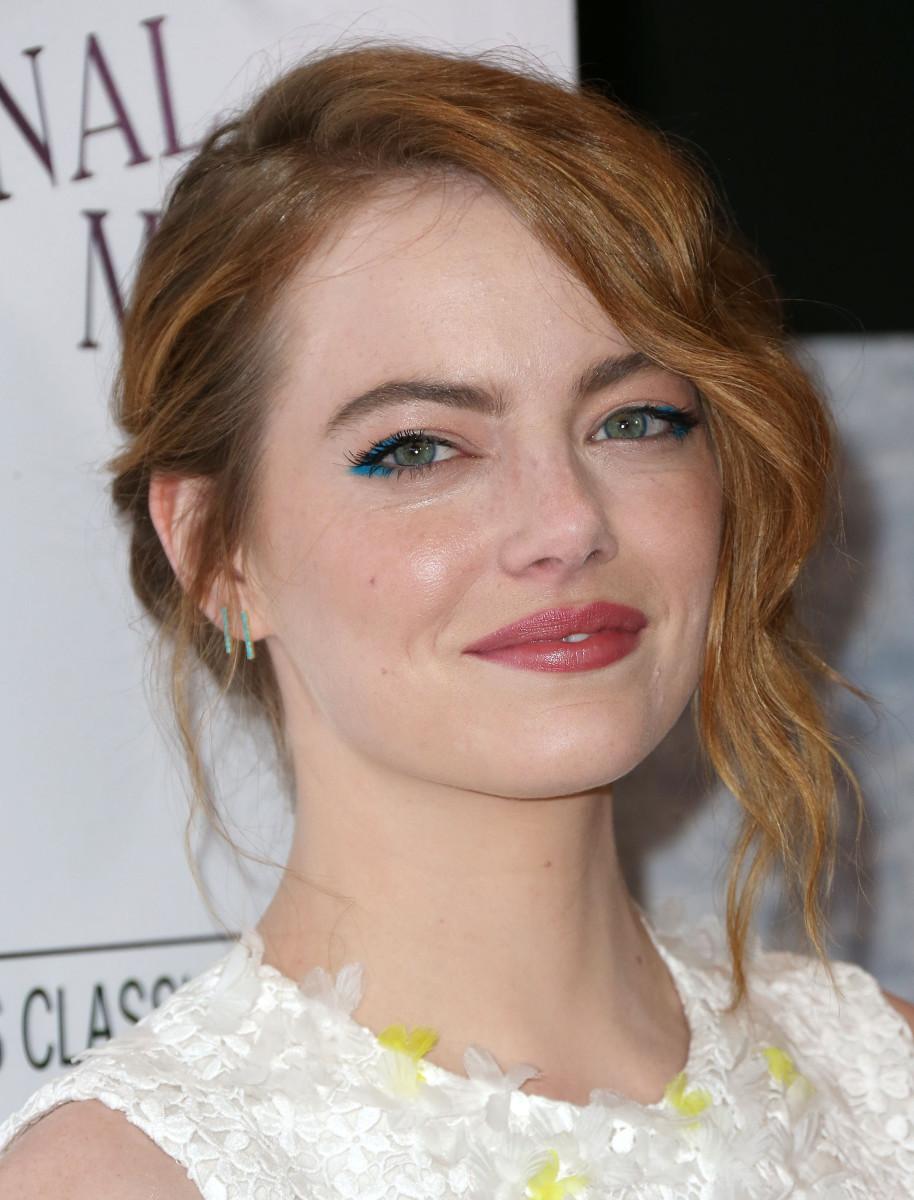 Emma Stone, Irrational Man premiere, 2015